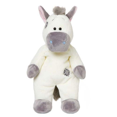 "10"" Bobbin the Horse Floppy My Blue Nose Friend  £7.99"