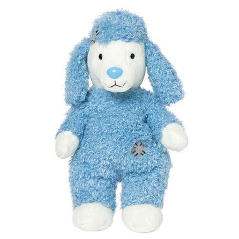 "10"" Pearl the Poodle Floppy My Blue Nose Friend  £7.99"
