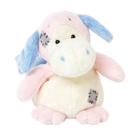 "4"" Flash the Pink Dragon My Blue Nose Friend   £5.00"
