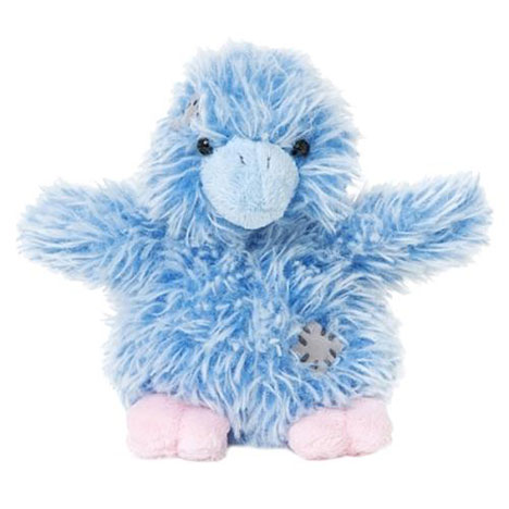 "4"" Avery the Fluffy Chick My Blue Nose Friend   £5.00"