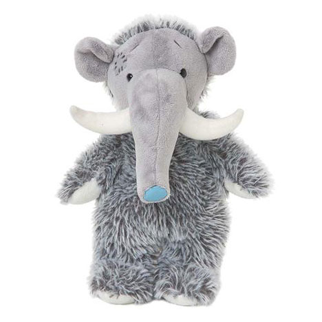 "10"" Needles the Mammoth Floppy My Blue Nose Friend  £7.99"