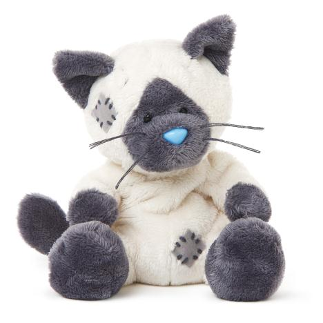 "4"" Claudia the Siamese Cat My Blue Nose Friend   £5.00"