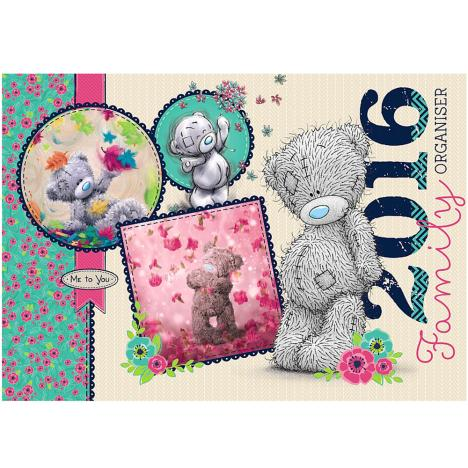 2016 Me to You Bear A4 Week to View Family Organiser   £2.49