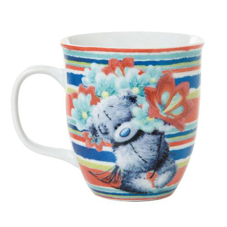 Tatty Teddy with Flowers Me to You Bear Mug   £6.00