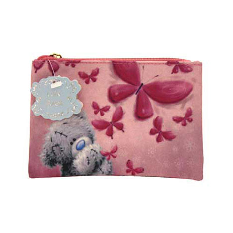 Butterflies Me to You Bear Purse   £4.99