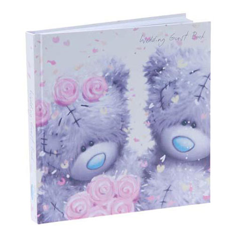 Me to You Bear Wedding Guest Book  £9.99