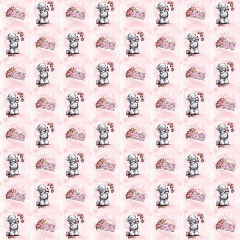 Just For You Me to You Bear Gift Wrap  £1.00