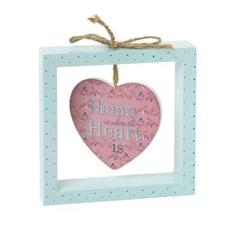 Home is Where the Heart is Me to You Bear Keepsake  £5.00