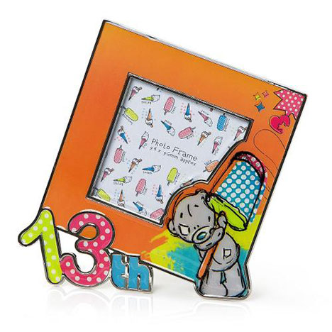 13th Birthday Me to You Bear Photo Frame  £10.00