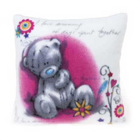 Sketchbook Me to You Bear Square Cushion   £7.99