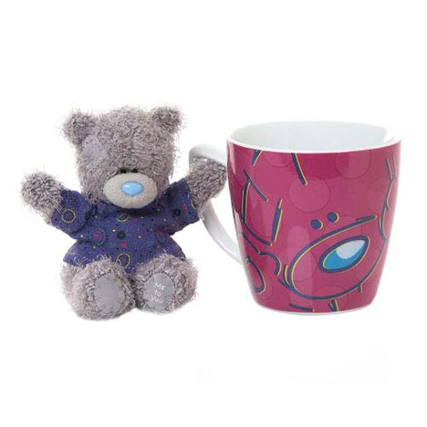 Me to You Bear Mug and Plush Gift Set   £12.00