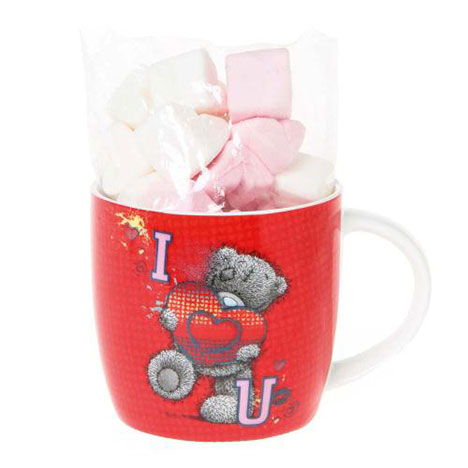 Me to You Bear Love Mug & Marshmallow Gift Set  £10.00