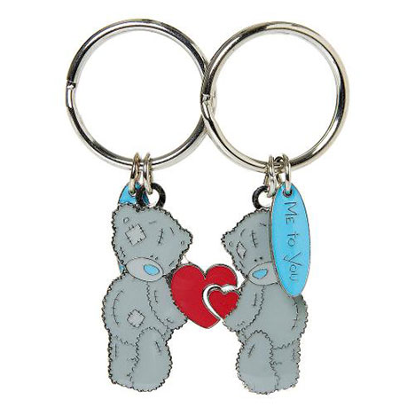 Me to You Bear 2 Part Love Keyring   £6.00