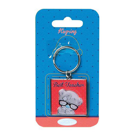 Best Teacher Me to You Bear Keyring  £4.00