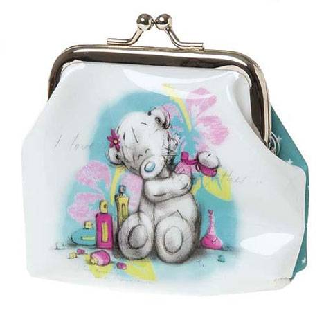 Sketchbook Me to You Bear Clip Purse   £3.99