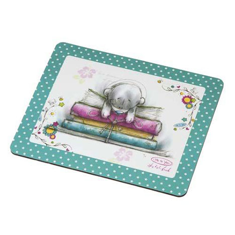 Sketchbook Me to You Bear Mouse Mat  £3.99