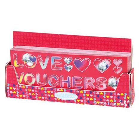 Me to You Bear Love Vouchers  £3.00
