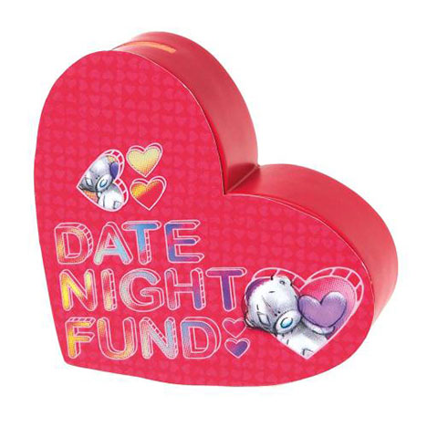 Me to You Bear Date Night Fund Money Box  £10.00