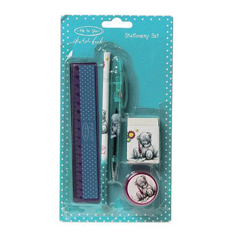 Me to You Bear Sketchbook Stationery Set  £5.99