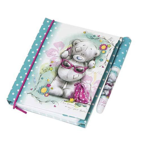 Sketchbook Me to You Bear Memo Pad and Pen  £5.99