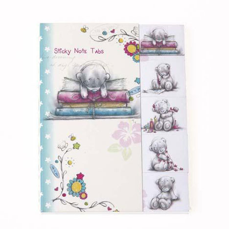 Sketchbook Me to You Bear Sticky Note Tabs  £2.99