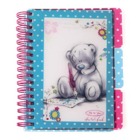 A6 Me to You Bear Sketchbook Lined Note Book  £3.99