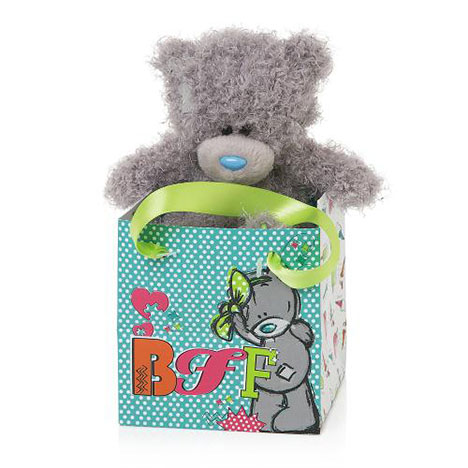 "5"" BFF Me to You Bear in Gift Bag  £8.00"