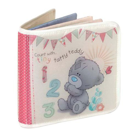 Tiny Tatty Teddy Me to You Bear Baby Cloth Book  £7.99