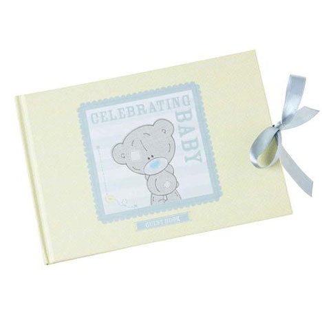 Celebrating Baby Me to You Bear Guest Book  £10.00