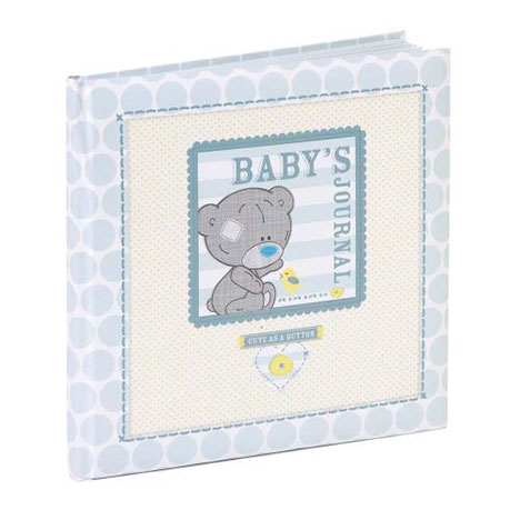 Tiny Tatty Teddy Me to You Bear Baby Journal   £10.00