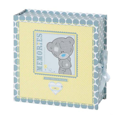Tiny Tatty Teddy Babys Keepsake Memories Box  £20.00