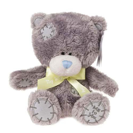 "6"" Tiny Tatty Teddy With Ribbon Me to You Bear Yellow Yellow £8.99"
