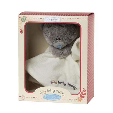 Tiny Tatty Teddy Me to You Bear Comforter  £9.99