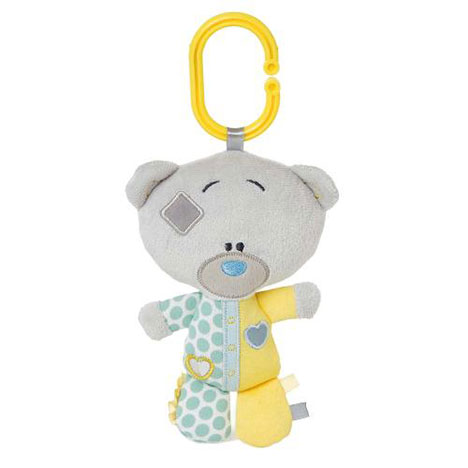 "4"" Tiny Tatty Teddy Me to You Bear Baby Buggy Soft Toy  £6.00"