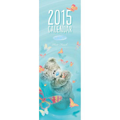 2015 Me to You Bear Photo Finish Slim Calendar   £5.99