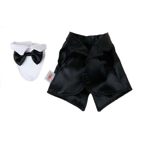 Tatty Puppy Me to You Bear Tuxedo Outfit  £4.99