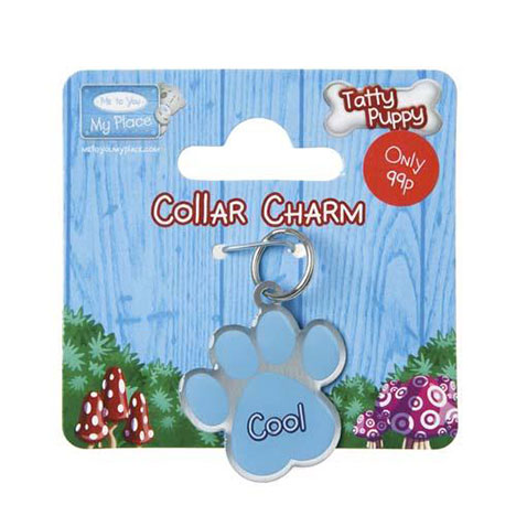 Tatty Puppy Me to You Bear Cool Collar Charm  £0.99
