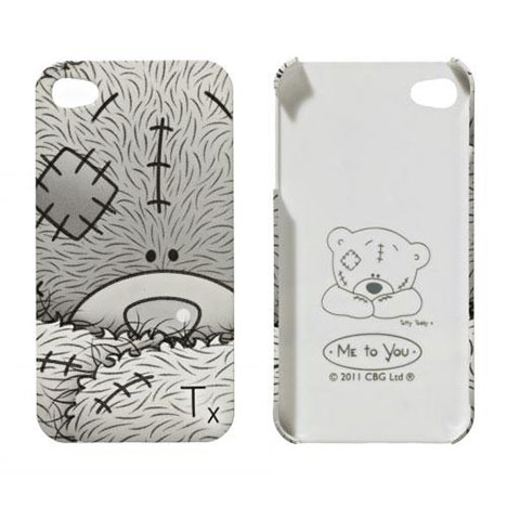 Tatty Face Me to You Bear iPhone 4 Cover  £14.99
