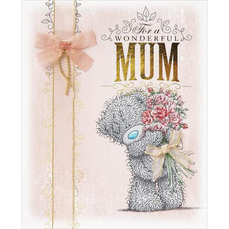 Wonderful Mum Luxury Me to You Bear Mothers Day Card  £4.99