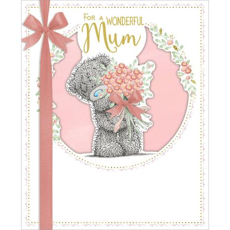 Wonderful Mum Handmade Me to You Bear Mothers Day Card  £4.99