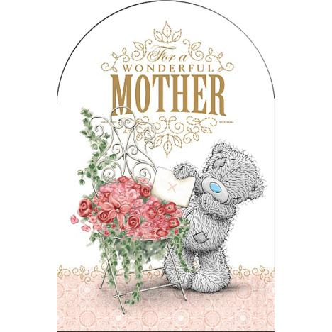 Wonderful Mother Me to You Bear Mothers Day Card  £1.89