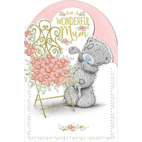 Wonderful Mum Me to You Bear Mothers Day Card  £1.89