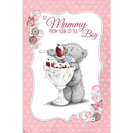 Mummy From Little Boy Me to You Bear Mothers Day Card  £1.89
