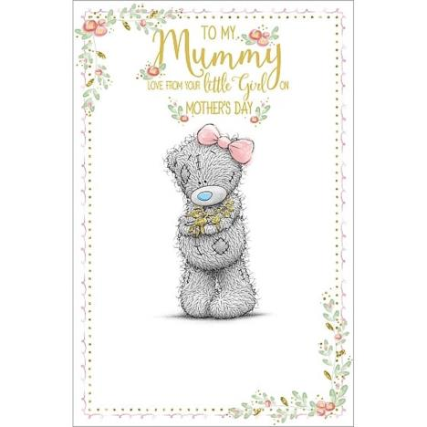 Mummy From Your Little Girl Me to You Bear Mothers Day Card  £1.89