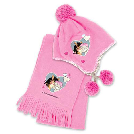 Me to You Bear Fleece Hat & Scarf Set Child One Size Child One Size £22.00