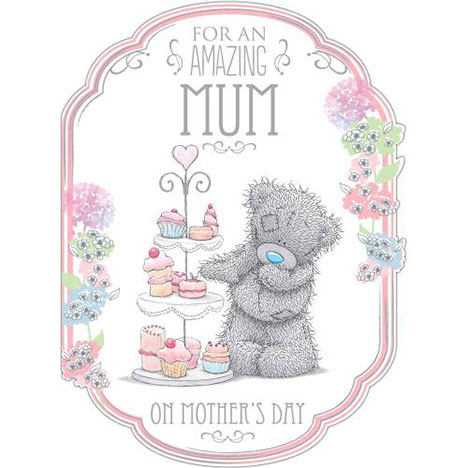Amazing Mum Me to You Bear Large Mothers Day Card  £3.59