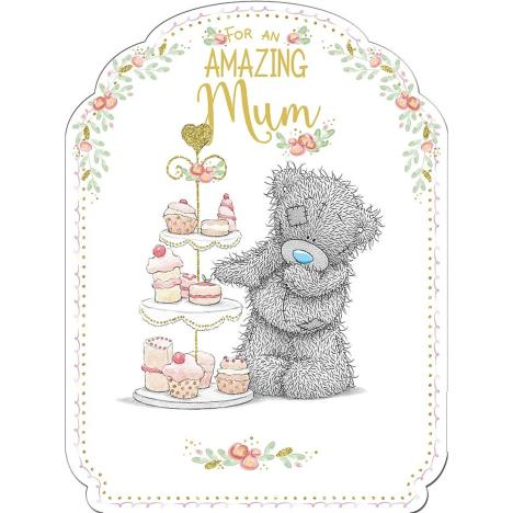 Amazing Mum Large Me to You Bear Mothers Day Card  £3.59