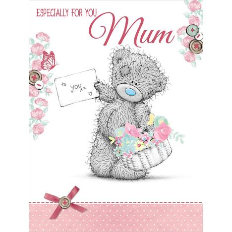 Mum Me to You Bear Large Mothers Day Card  £3.59