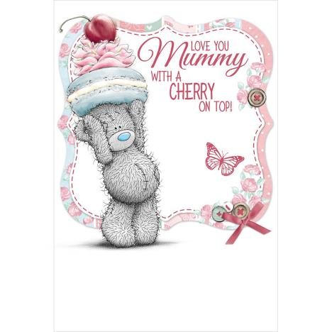Mummy Me to You Bear Large Mothers Day Card  £3.59