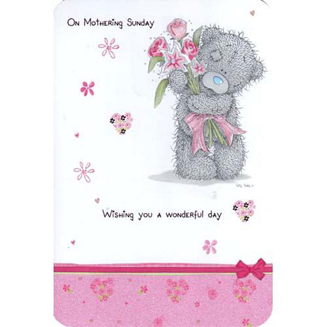 Mothering Sunday Mothers Day Me to You Bear Card  £3.45
